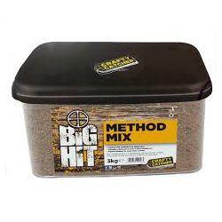 CRAFTY CATCHER BIG HIT METHOD MIX 3 KG