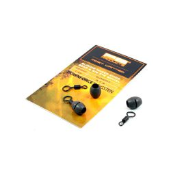 PB PRODUCTS DOWNFORCE NAKED CHOD BEAD 1,5 GR & RING SWIVEL Nº 11