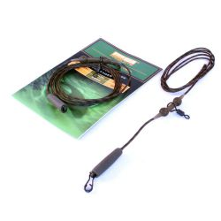 PB PRODUCTS EXTRA SAFE HELI-CHOD LEADER GRAVEL