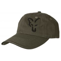 FOX GREEN/BLACK BASEBALL CAP