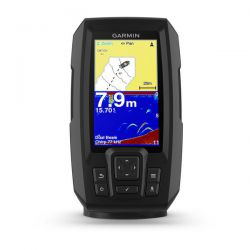 GARMIN STRIKER PLUS 4 CV COLOR + TRANSDUCTOR DOBLE HAZ