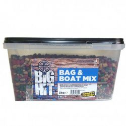 CRAFTY CATCHER BIG HIT BAG & BOAT MIX 3 KG
