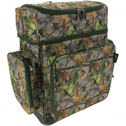 NGT XPR MULTI COMPARTMENT CAMO RUCKSACK