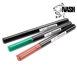 NASH PINPOINT HOOK AND TT MARKER PENS