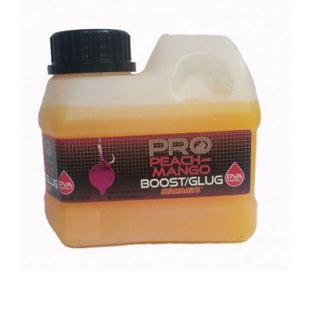 STARBAITS PRO PEACH & MANGO BOOST / GLUG 500 ML