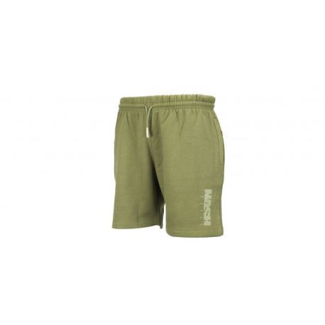 Carpfishing Nash Green Small Joggers Shorts Cobisa Carp RLAj45