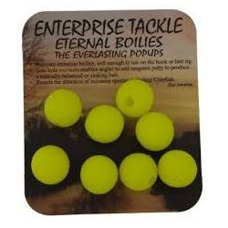 ENTERPRISE TACKLE BOILIE AMARILLO 15 MM