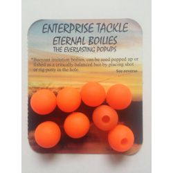 ENTERPRISE TACKLE BOILI NARANJA 15 MM
