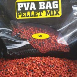 SBS PVA BAG PELLET MIX M1 - 500 GR