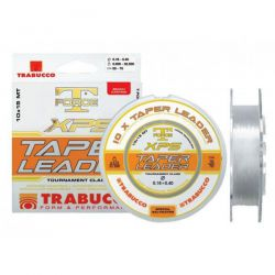 TRABUCCO TFORCE XPS TAPER LEADER 0,23-0,57 MM