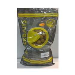 SUPERBAITS BOILIES PINEAPPLE & BANANA 20 MM - 1KG