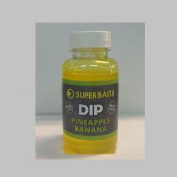 SUPERBAITS DIP PINEAPPLE & BANANA 200 ML