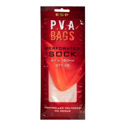 E-S-P PVA BAGS 60 X 180 PERFORATED