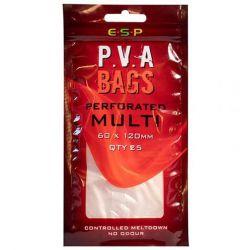 E-S-P PVA BAGS 60 X 120 PERFORATED