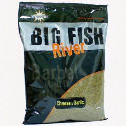 DYNAMITE BIG FISH RIVER CHEESE & GARLIC 1,8 KG