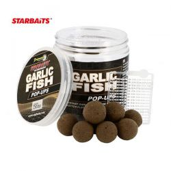 STARBAITS GARLIC FISH POP UPS 14 MM