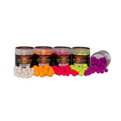 STARBAITS FLUORO LITES PINK POP UPS 14 MM