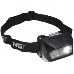 NGT DYNAMIC CREE HEADLIGHT USB RECHARGEABLE