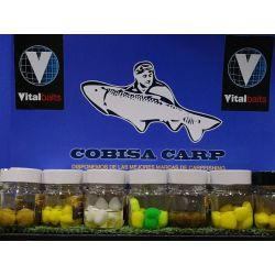 VITAL BAITS MAICES WHITE THE KRAKEN LARGE