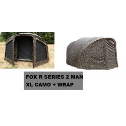 FOX R SERIES 2 AMN XL CAMO + WRAP