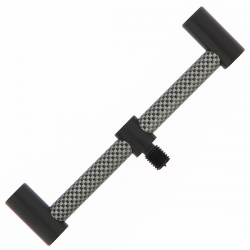 NGT ALUMINIUM 18 CM,2 ROD BUZZER BAR IN CARBON