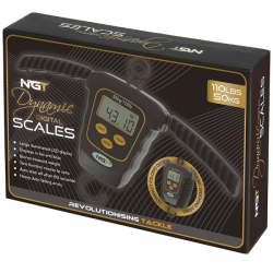 NGT DYNAMIC DIGITAL SCALE 110 LB/ 50KG