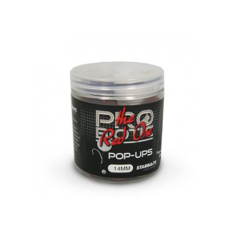 STARBAITS POP UPS PROBIOTIC THE RED ONE 20 MM