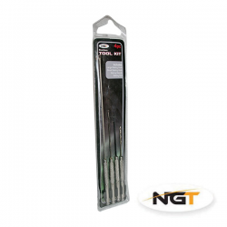 NGT STANILESS TOOL KIT