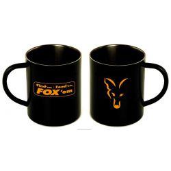 FOX STAINLESS BLACK XL 400 ML