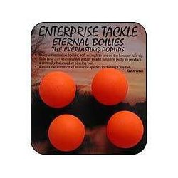 ENTERPRISE TACKLE BOILIE POP UP 18 MM FLURO ROJO