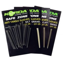 KORDA ANTI TANGLE HOOKLINE SLEEVES WEEDY GREEN
