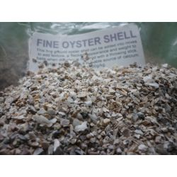CCMOORE FINE OYSTER SHELL 1 KG