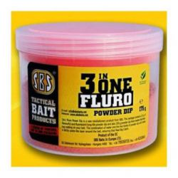 SBS 3 IN ONE FLURO POWDER DIP M1