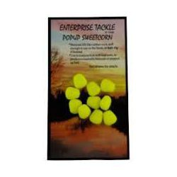 ENTERPRISE TACKLE POPUP MAIZ FLOTANTE FLURO AMARILLO