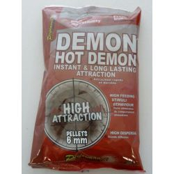 STARBAITS DEMON HOT DEMON PELLETS 6 MM