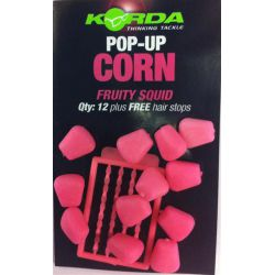 KORDA POP-UP CORN FRUIT SQUID PINK