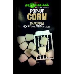 KORDA POP UP CORN BANOFFEE