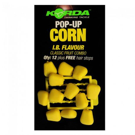 KORDA POP-UP CORN I.B. FLAVOUR CLASSIC FRUIT COMBO