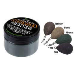 GARDNER COATING POWDER CAMO GREEN