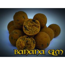 VITALBAITS BOILIES BANANA GLM 24 MM 750 GR