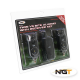 NGT 2PC WIRELESS SET ALARMAS + RECEPTOR