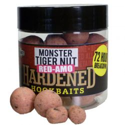 DYNAMITE HARDENED HOOKBAITS MONSTER TIGER NUT REDE-AMO