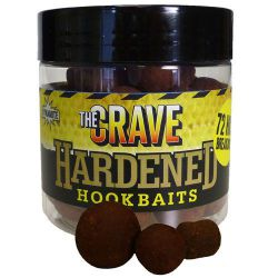 DYNAMITE HARDENED HOOKBAITS THE CRAVE BOILIES & DUMBELLS 14,15 Y 20 MM