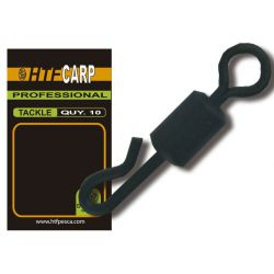 HTF CARP QUICK CHANGE SWIVELS Nº8