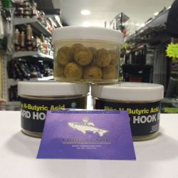 VITALBAITS HARD HOOK BAITS PIÑA N-BUTYRIC ACID 20 MM