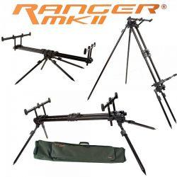 FOX RAMGER MK2 POD 4 RODS