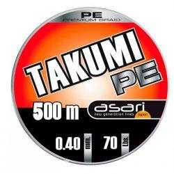 ASARI TAKUMI PE 0,60 MM - 500 M - 150 LBS