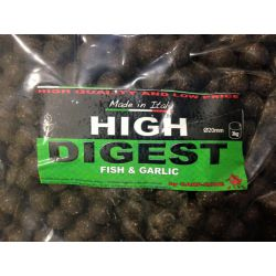 CARP-ZONE HIGH DIGEST FISH GARLIC 20 MM - 3 KG