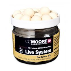CCMOORE LIVE SYSTEM EHITE POP UP 13/14 MM