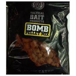 SBS BOMB PELLETS MIX KRILL & HALIBUT